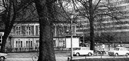 Tradition Schützenhaus 1970