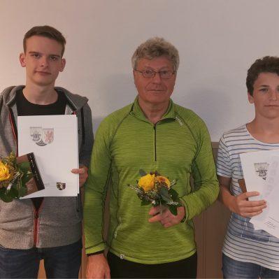 """Schützenverein """"Vier Tore"""" bringt zwei Nationalkader hervor"""